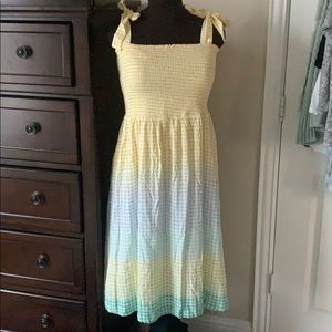 LC Lauren Conrad sundress. Size xl. NWT